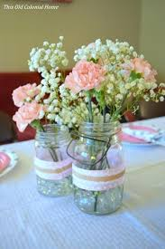 Decorating With Mason Jars For Baby Shower Mason Jars For Baby Showers Mason Jar Baby Shower Mason Jars Baby 68