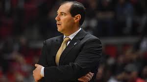 Baylor basketball coach Scott Drew ...