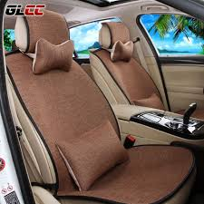 high quality linen full set car seat covers universal auto interior accessories auto covers protector for lada volkswagen bmw high quality seat covers china