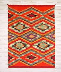 Navajo Blanket Designs Navajo Germantown Eyedazzler Weaving Circa 1880 Native