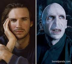 ralph fiennes lord voldemort harry potter series