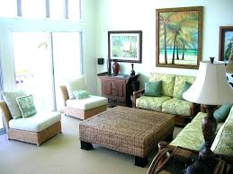 hawaiian house decor living room an retreat tropical cozy home tags  decorations .