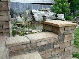 wall cap stone wall cap stone x running retaining wall cap stone