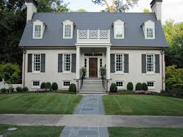 PaintedBrickHomesInAtlanta Beautiful Home What Curb Appeal - Exterior painted houses