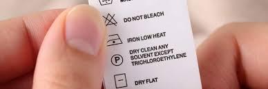 Wash Care Symbols | Washing & Laundry Labels - Persil