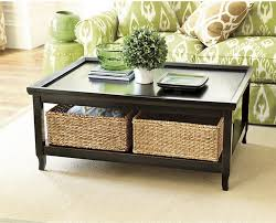 decoration in coffee table with baskets collection coffee tables with basket storage photos behind logic