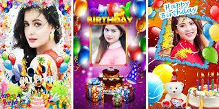 3 hd birthday photo frames new image editor 1 0 screenshot 4