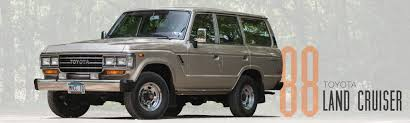1988 Toyota Land Cruiser FJ62 | Morrie's Heritage Car Connection | MHCC