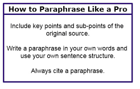 examples of paraphrasing for a smarter better essay essay  still worried you don t quite know how to paraphrase how to avoid plagiarism paraphrasing and summarizing and summarizing paraphrasing and quoting