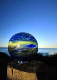 lincoln city glass center glass float made at jennifer sears glass art studio