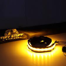 Blackhawk Led Lights Led Light Strip 12v For Rooftop Tent Amber White Tuff Stuff Overland