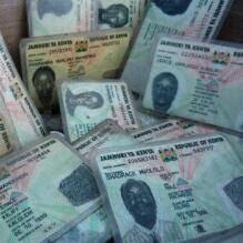 Identity Facebook Walk Kenya National For Home Card -