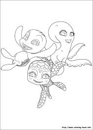 Kleurplaat Schildpad Sammy Ausmalbild Malen Nach Zahlen Schildkrte