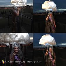 calgary alberta had a very wet summer this year so i thought i would take that idea and create miss calgary summer 2016 i made the storm cloud by