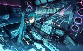 anime music wallpaper.  Music Anime Music Wallpapers For PC 2648  HD Wallpaper Site Intended K