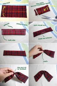 anime school girl bow tie diy bow tail