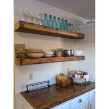 16 Inch Deep Floating Shelves Cool Rustic Floating Wood Shelves Industrial Pipe Shelving Custom Made
