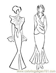 Small Picture Fashion126 Coloring Page Free Fashion Coloring Pages