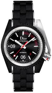 christian dior chiffre rouge diving men s watch model cd085540r001 christian dior chiffre rouge diving men s watch