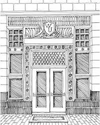 open door pencil drawing. Door Pencil Drawing. Zarahn Southon | Open Drawing O