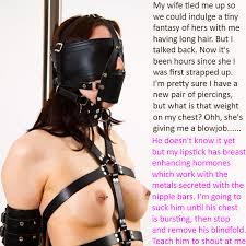 Forced feminization bondage pictures
