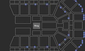 Van Andel Arena Seat Map