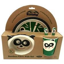 Комплект <b>посуды Eco Baby</b> Панда от 946 р., купить со скидкой на ...