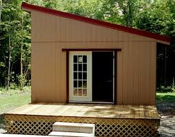 shed roof design shed to tiny house