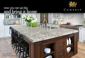 kitchen designs by ken kelly long island showroom now offers jumbo slab quartz countertops by cambria