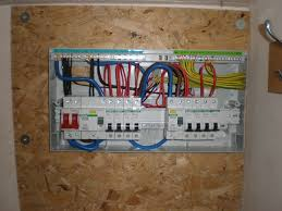 house wiring notes the wiring diagram new fuse box for house nilza house wiring