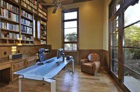 rustic office design. Contemporary Rustic Office Home Design: The Exotic Design Modern