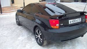 2004 Toyota Celica Wallpapers, 1.8l., Diesel, FF, Automatic For Sale