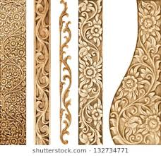 Wood Carving Patterns Magnificent Carved Patterns Images Stock Photos Vectors Shutterstock