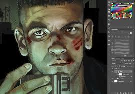 Digital Portrait Painting Painting A Digital Portrait Art Supply Guide