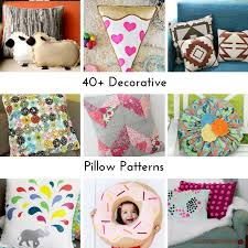 Pillow Patterns Fascinating Fresh Pillow Patterns 48 For Your Countertops Inspiration With
