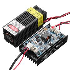 Light Interface Unit Price 450nm 5w Laser Engraving Module Blue Light With Ttl Modulation
