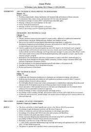 Technical Lead Resume NET Technical Lead Resume Samples Velvet Jobs 18