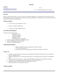 Collection of Solutions Resume Summary Samples For Freshers For Your Format  Sample
