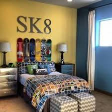 Cool Skateboard Bedroom On Interesting Skater Bedroom Ideas