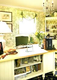 decorating office space. Decorating A Small Office Den Idea Design Ideas Space