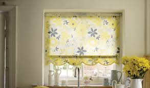 Roller Blinds For Kitchen Trend 31 Green Kitchen Blind On Green Roman Blinds Really Add A