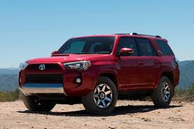 Make Your 2017 Toyota 4Runner the Perfect Camping Vehicle