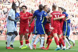 Liverpool 1, Chelsea 1 - Match Recap: Liverpool Drop Two Points to 10-Man  Chelsea - The Liverpool Offside