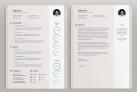 Indesign Resume Template New Resume Templates For Indesign Canreklonecco