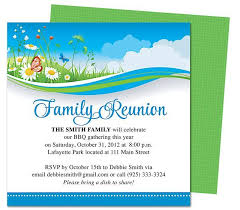 Family Reunion Flyers Templates Free Family Reunion Flyer Template Elegant Invitation