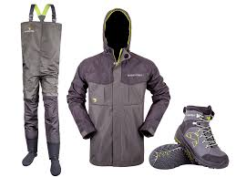 Riverworks Rise Waders Jacket Boots Combo