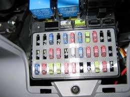 questions on fuse sg kia club diagram on fuse box cover under steering wheel