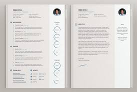 Adobe Resume Template 50 Beautiful Free Resume Cv Templates In Ai