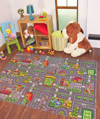 grey rug brown area rugs toy road rug extra large car play mat kids play mat rug
