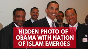 Resultado de imagen de obama islamic